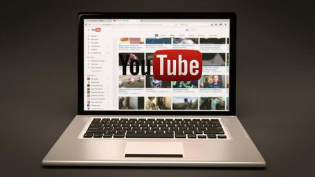 Youtube v notbooku