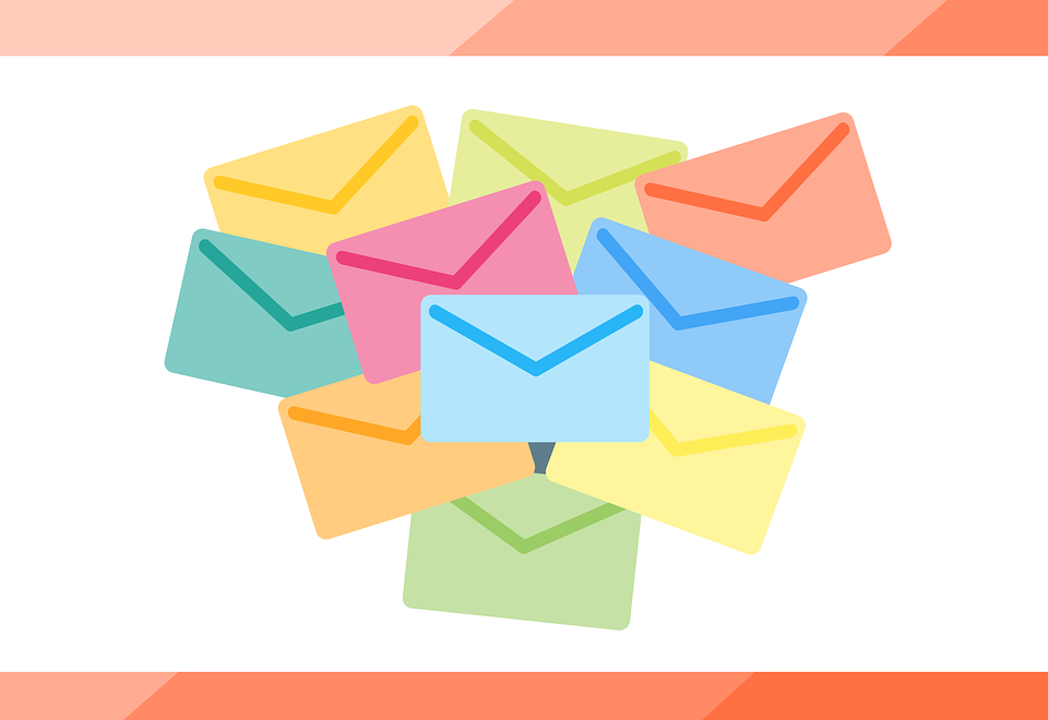dopisní obálky