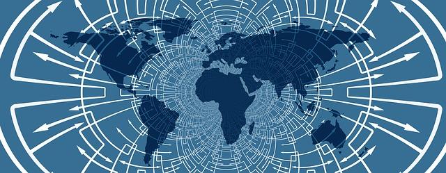 země a kontinenty