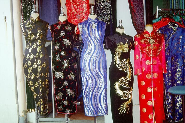typy šatů